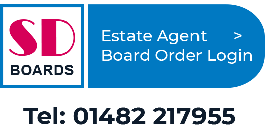 Estate Agent Board Order Login